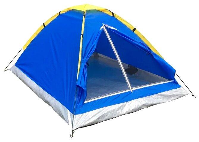 Палатка 4-местная Montana 68041, 210+100х240х130 см