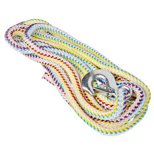 Канатный буксировочный трос NEW GALAXY 773-023, 5 м (5 т) разноцветный