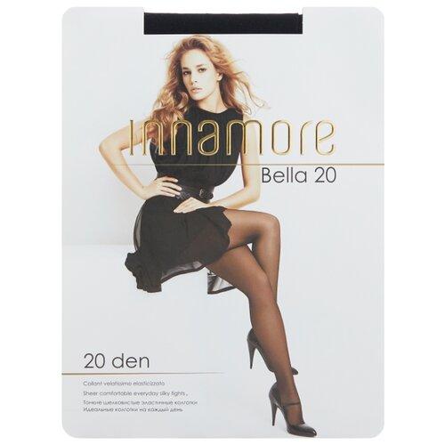 Колготки Innamore Bella 20 den, размер 3-M, nero (черный) колготки innamore bella 3 8 den медный