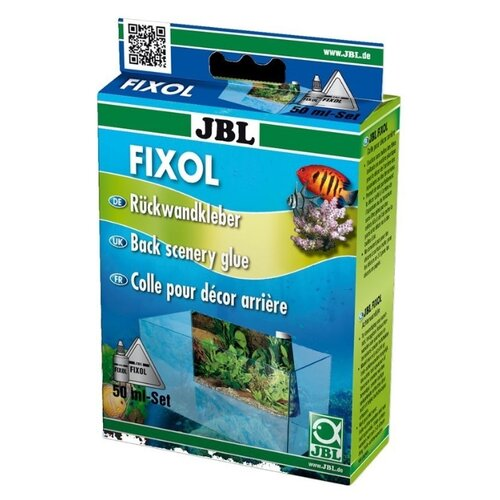 Герметик для аквариума JBL Fixol 50 л прозрачный
