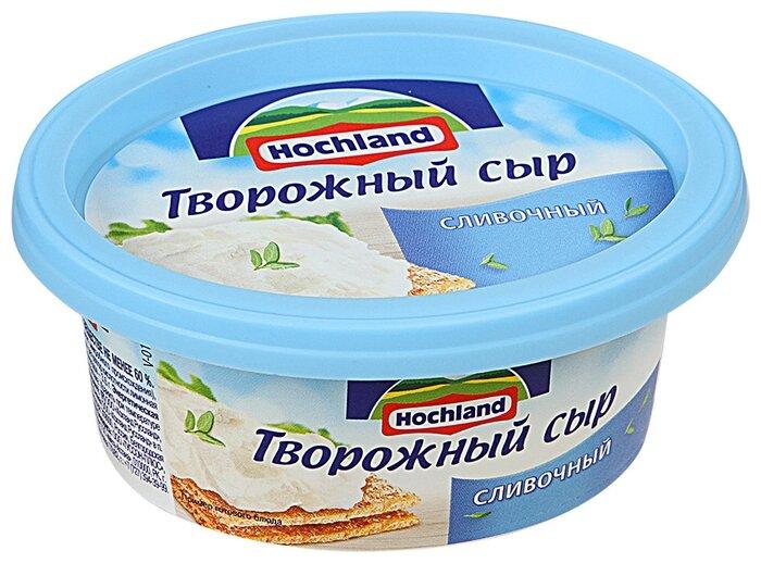 Сыр Hochland творожный сливочный 140г