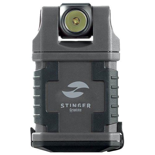 Ручной фонарь STINGER GripLite PCW-C4A1 серый цена 2017