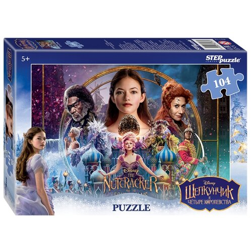 Пазл Step puzzle Disney Щелкунчик (82178) , элементов: 104 шт.Пазлы<br>