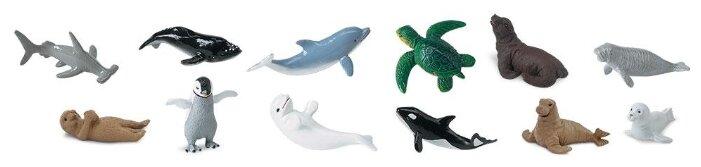Фигурки Safari Ltd Детеныши обитателей океана 680704