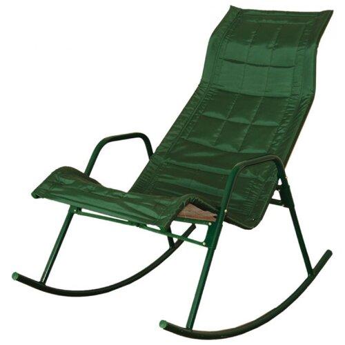 Кресло-качалка Olsa Нарочь С238 зеленый