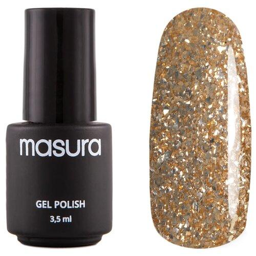 Купить Гель-лак для ногтей Masura Indie, 3.5 мл, золотое сокровище
