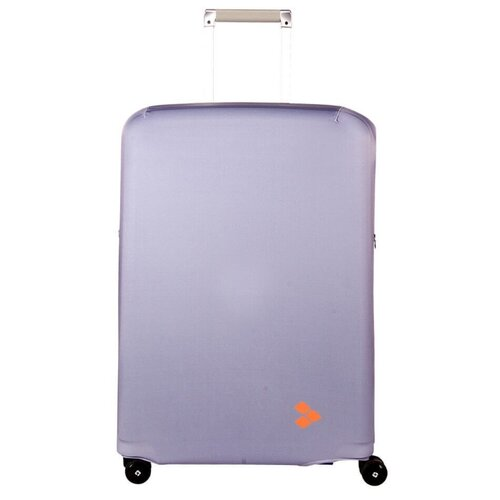Чехол для чемодана ROUTEMARK Just in Grey SP180 M/L, серый