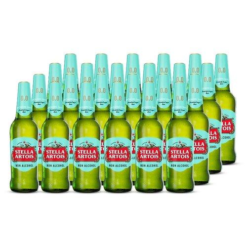 Пиво безалкогольное светлое Stella Artois, 0.5 (20 шт.)