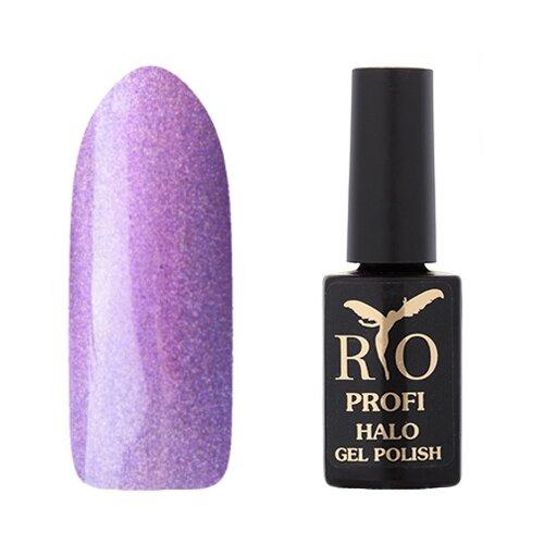 Купить Гель-лак для ногтей Rio Profi Halo, 7 мл, 10 Лавандовые поля