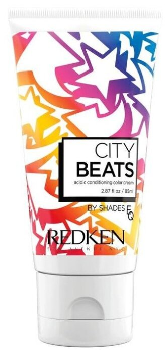 Крем Redken City Beats, оттенок Clear