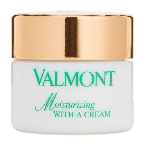 Фото - Valmont Moisturizing With a Cream Крем для лица увлажняющий, 50 мл крем увлажняющий valmont 24 hour 50 мл
