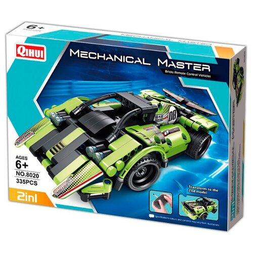 Купить Электромеханический конструктор QiHui Mechanical Master 8020 Летучий отряд, Конструкторы