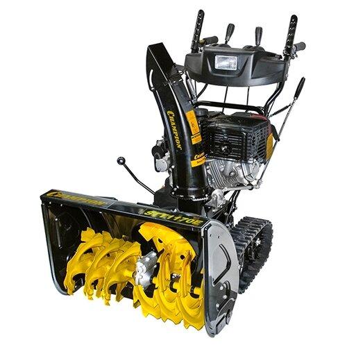 Снегоуборщик бензиновый CHAMPION STT1170E самоходный бензиновый снегоуборщик murray mm741450е