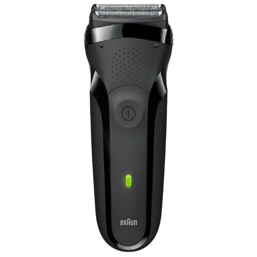 Электробритва Braun 301s Series 3 черный