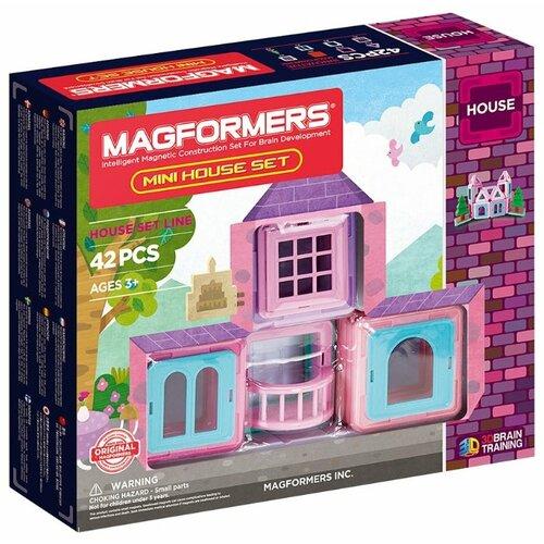 Купить Магнитный конструктор Magformers House 705005 Мой маленький дом, Конструкторы