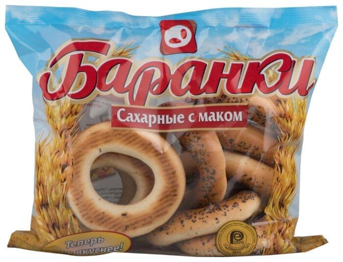Баранки МасКа Сахарные с маком 350 г