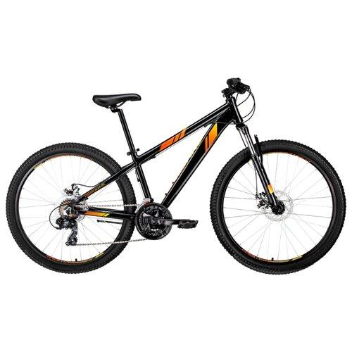 Горный (MTB) велосипед FORWARD Toronto 26 2.0 Disc (2019) черный 14 (требует финальной сборки)