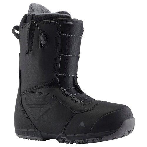 Ботинки для сноуборда BURTON Ruler 8 (BURTON) black 2019-2020