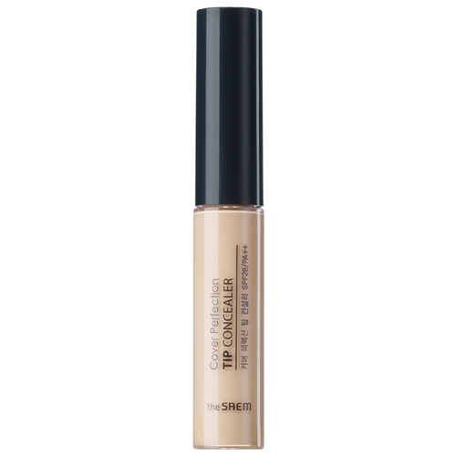 The Saem Консилер Cover Perfection Tip Concealer 01 Clear Beige