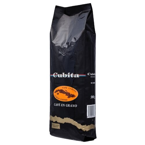 Кофе в зернах Cubita, арабика, 500 г