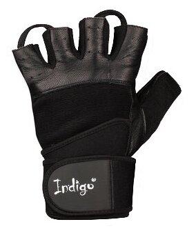 Перчатки Indigo с широким напульсником SB-16-1089