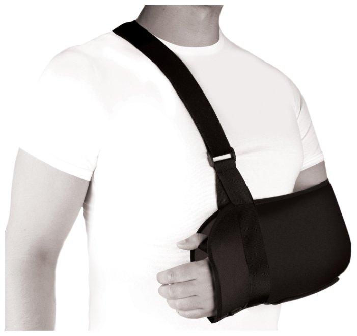 Купить Бандаж на плечевой сустав Timed TI-255, размер M, черный по низкой цене с доставкой из Яндекс.Маркета (бывший Беру)