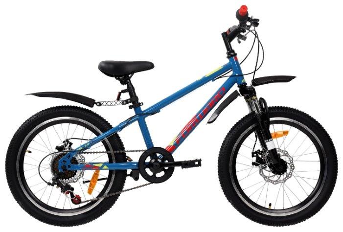 Велосипед Forward Unit 20 3.0 disc black (2019)