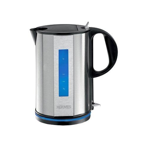 Чайник Hermes Technics HT-EK700, silver hermes косметика официальный сайт