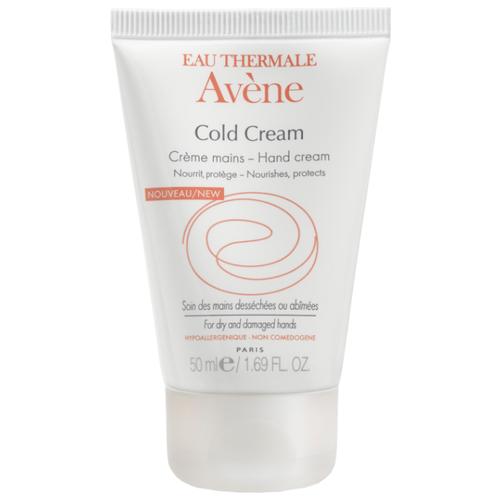 Крем для рук AVENE Cold Cream 50 мл avene питательный компенсирующий крем 50 мл