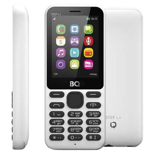 Телефон BQ 2431 Step L+ белый