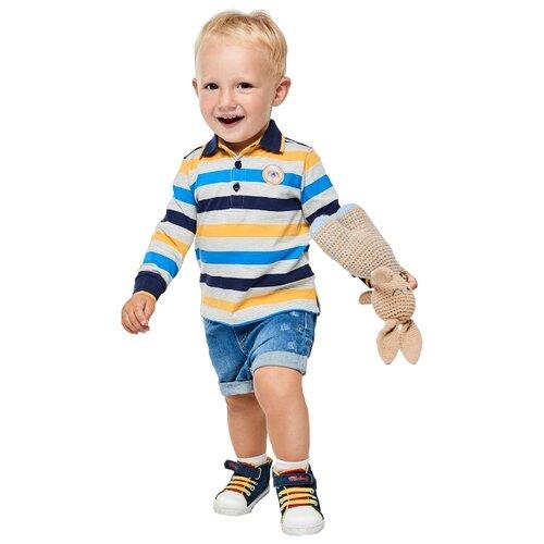 Поло Pixo размер 80, цветнойФутболки и рубашки<br>