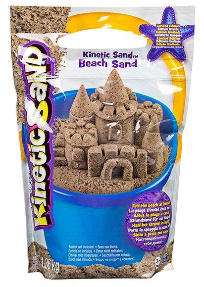 Кинетический песок Kinetic Sand Морской песок