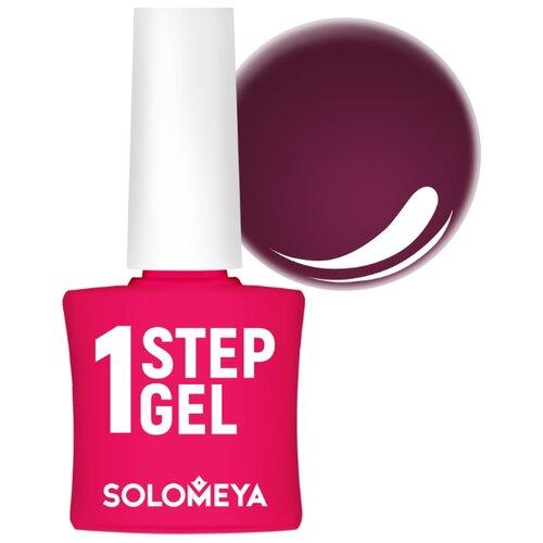 Купить Гель-лак 3 в 1 Solomeya One Step Gel, 5 мл, Вишня 14