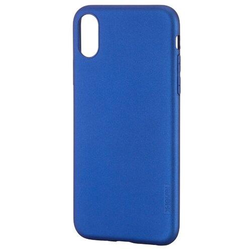 Чехол X-LEVEL Guardian для Apple iPhone X/XS синийЧехлы<br>