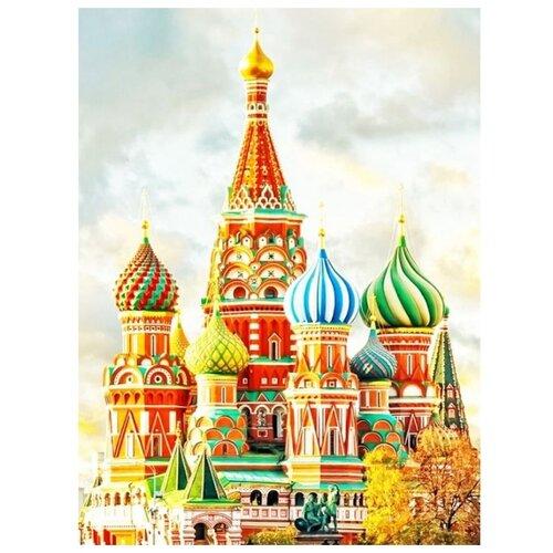Картинка храм василия блаженного для детей