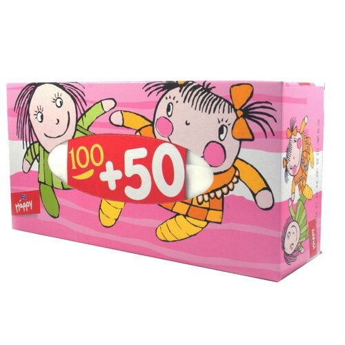 цена Платочки Bella Baby happy Ляльки универсальные двухслойные, 150 шт. онлайн в 2017 году