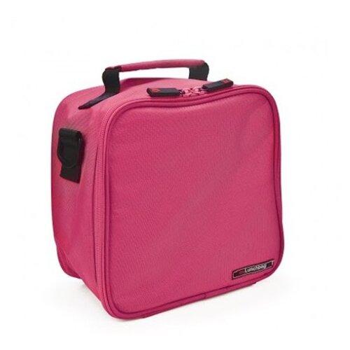 IRIS Barcelona Термосумка BASIC MyLunchbag розовый