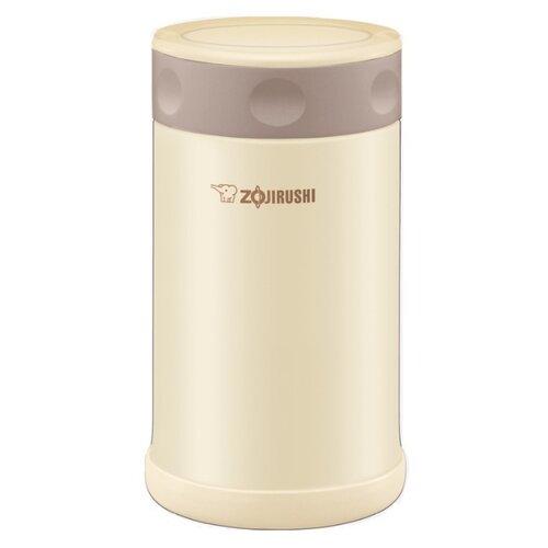 Термос для еды Zojirushi SW-FCE75 (0,75 л) кремовый