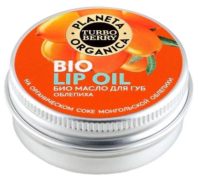 Planeta Organica Био масло для губ Turbo
