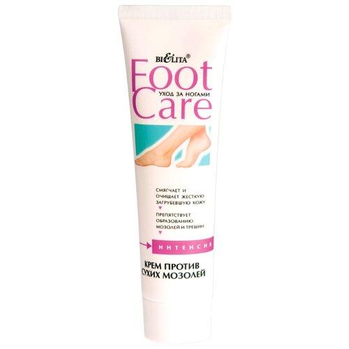 Bielita Крем для ног Foot care против сухих мозолей 100 мл туба