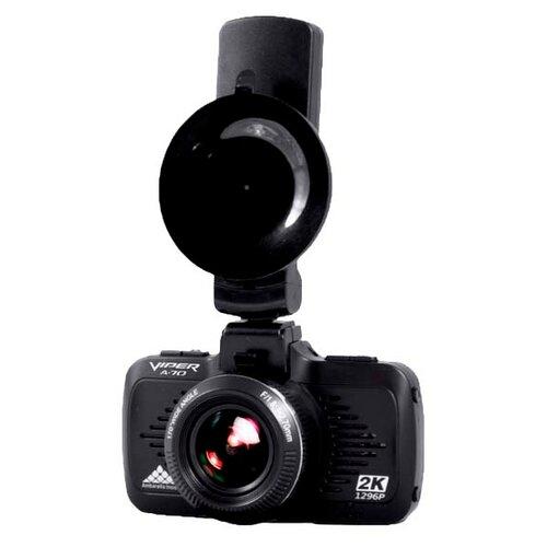 Видеорегистратор VIPER A-70 GPS/Glonass, GPS, ГЛОНАСС черный