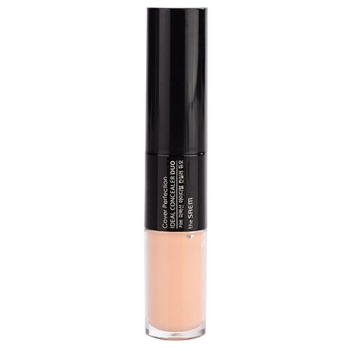 The Saem Консилер Cover Perfection Ideal Concealer Duo 1.5 Natural Beige