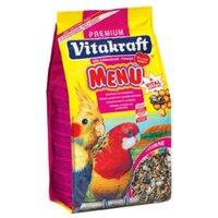Vitakraft Корм для средних попугаев Menu