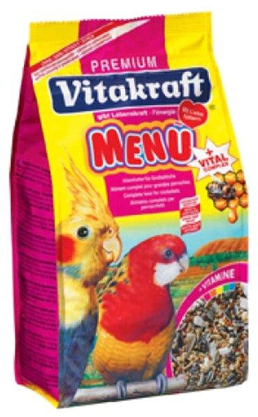 Корм для средних попугаев Vitakraft