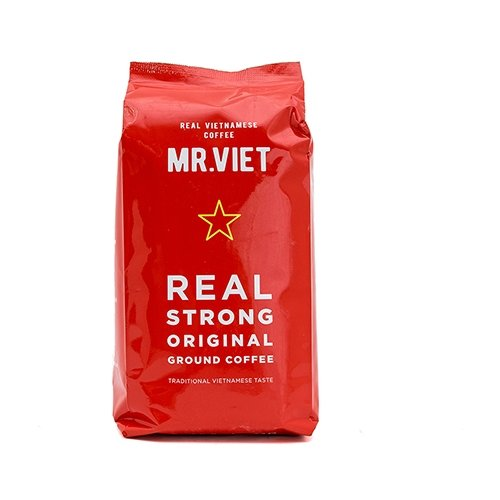 Кофе молотый Mr.Viet Real strong original 250 гМолотый кофе<br>