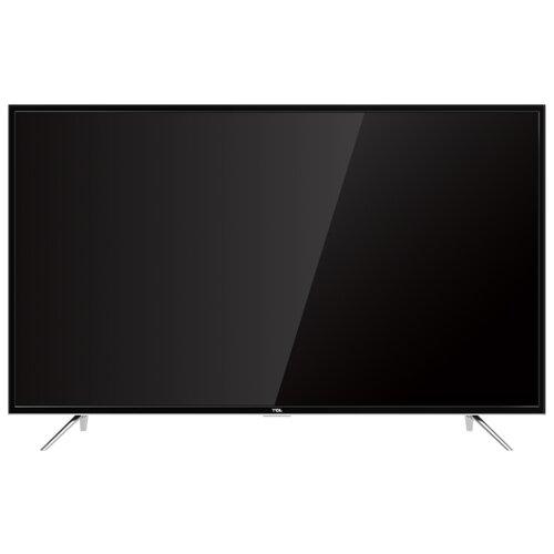 "Телевизор TCL L55P65US 54.6"" (2018) черный"