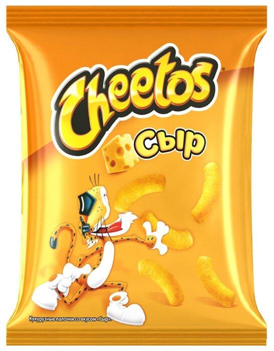 Кукурузные палочки Cheetos Сыр 55 г