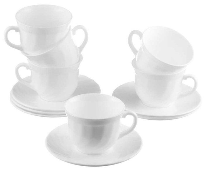 Чайный сервиз Luminarc Trianon 220 мл E8845/14466