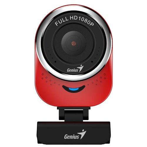 Веб-камера Genius QCam 6000 красный