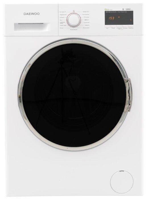 Купить Стиральная машина Daewoo Electronics WMD-R912D1BP по низкой цене с доставкой из Яндекс.Маркета (бывший Беру)